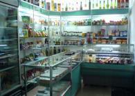 Щандове за магазини за алкохол и цигари