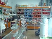 Обзавеждане за строителни магазини
