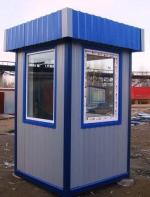 Метален павилион за търговски цели по поръчка