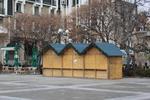 дървен търговски павилион до 9 кв.м