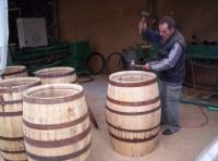 Производство на дъбови бъчви