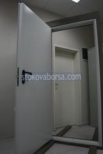 огнеопорна врата с размер 1000x2050мм